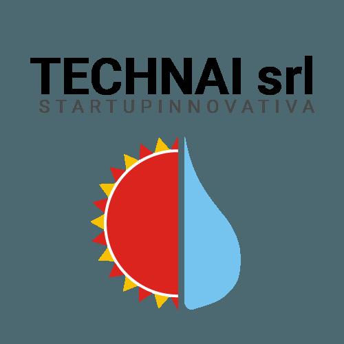 Logo Technai StartUpInnovativa verticale
